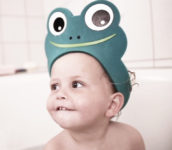 Shower Cap Frog