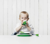 Toddler Cup Green